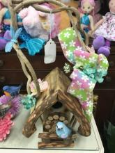 Birdhouse Decorated