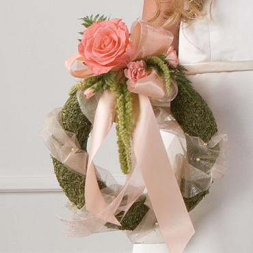 Flower Girl Wreath