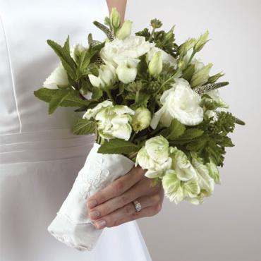 Handkerchief Bouquet